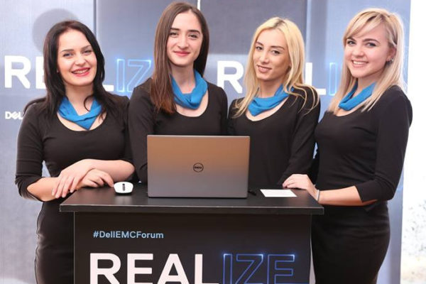 Dell EMC Forum 2018 in Tirana