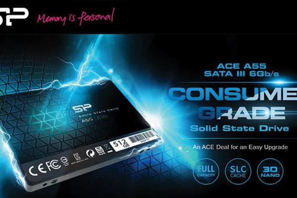 Silicon Power A55 – SSD диск со неограничени можности и прифатлива цена