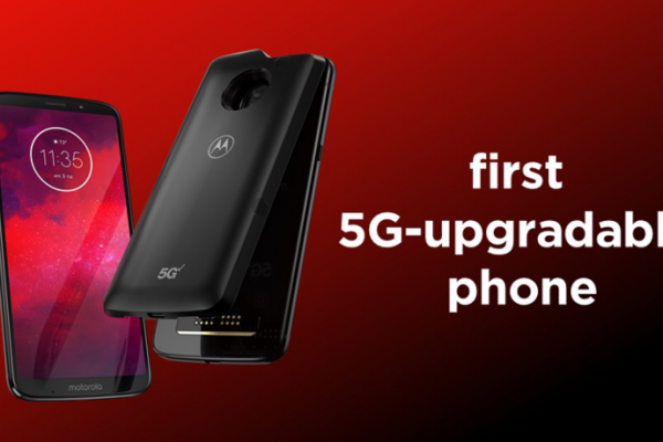 First 5G-upgradable phone