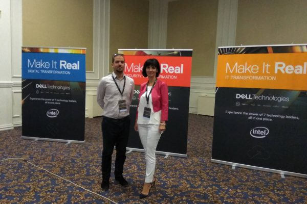 """Make It Real"" forum 2018 во организација на Dell Technologies во Скопје"