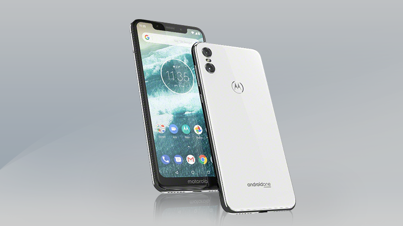 Motorola One - White