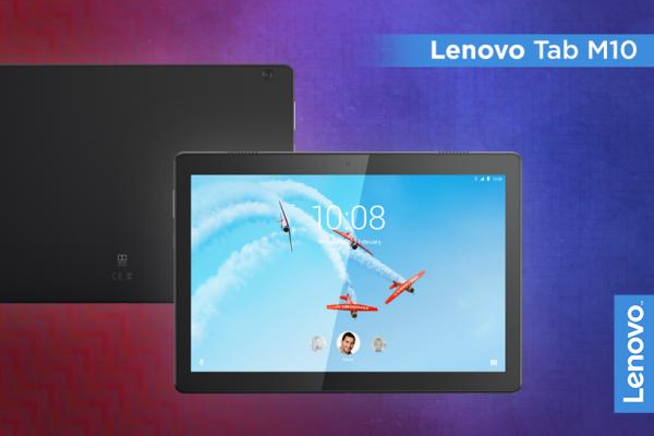 Запознајте го Lenovo Tab M10! Импресивен семеен таблет, за неограничена забава!
